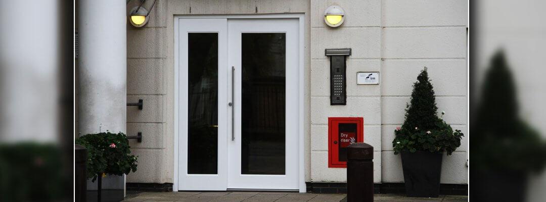 Security Front Doors Uk Bullet Proof Doors Shield Nw Ltd